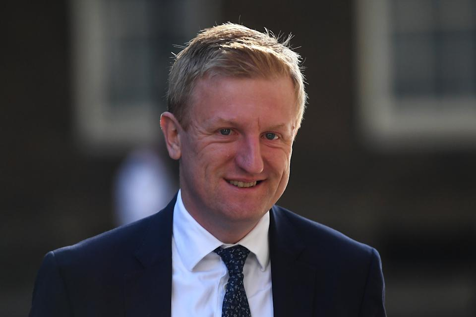 His letter was addressed to Culture Secretary Oliver Dowden and also sent to all EFL clubs (Getty Images)