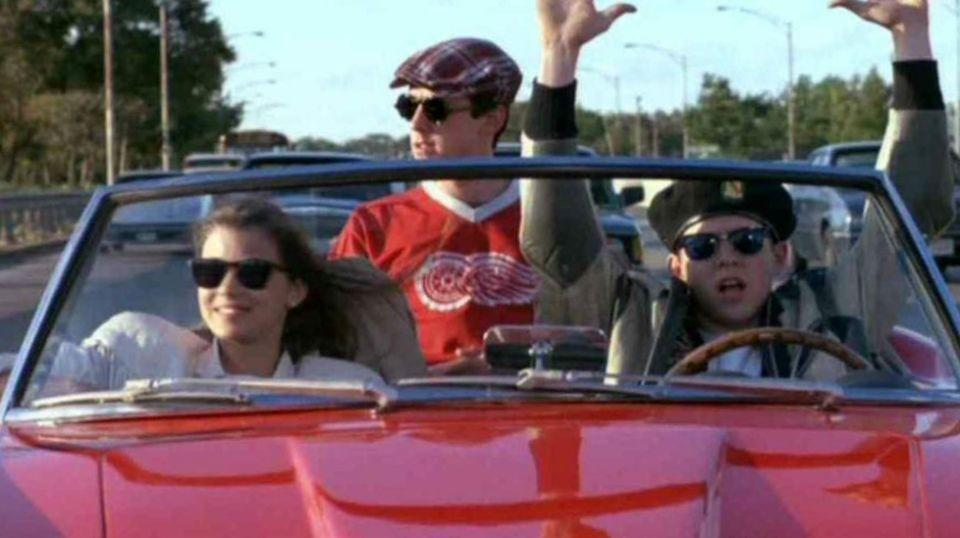 Australians have been channelling their inner Ferris Bueller, faking their sick days. Source: Twitter