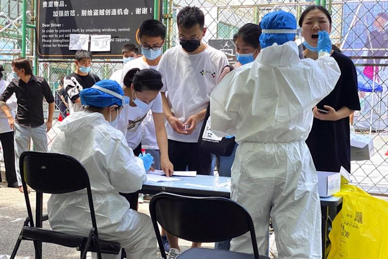 China Reports Three New Coronavirus Cases amid Intense Testing and Case Tracing