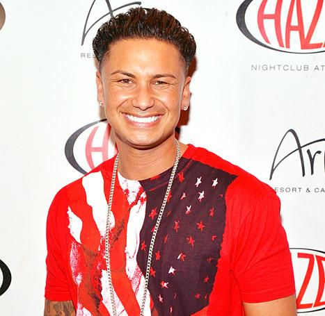 """Pauly D Calls Baby Daughter a """"Blessing,"""" Wants Full Custody"""