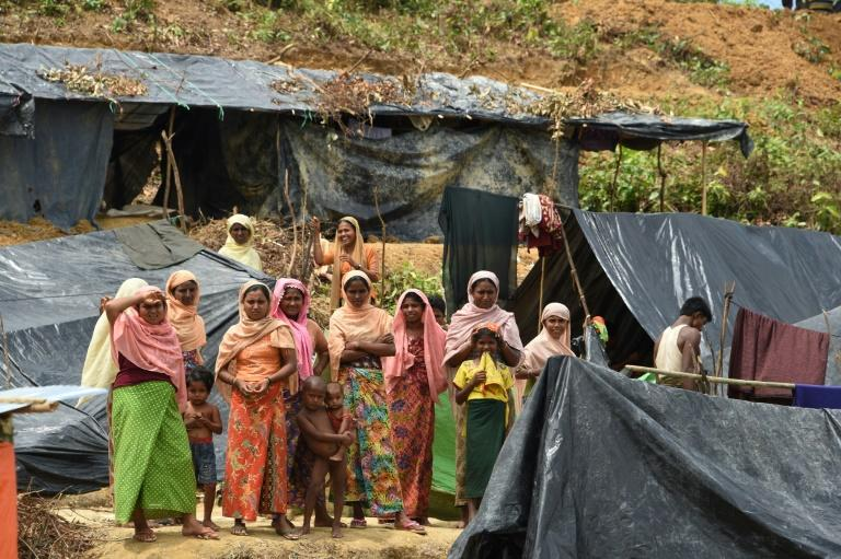 ver the last week, Bangladesh authorities have cleared hundreds of thousands of newly arrived refugees from roadsides and private land near the border with Myanmar where they had set up camp and ordered them to head for the 2,000-acre site