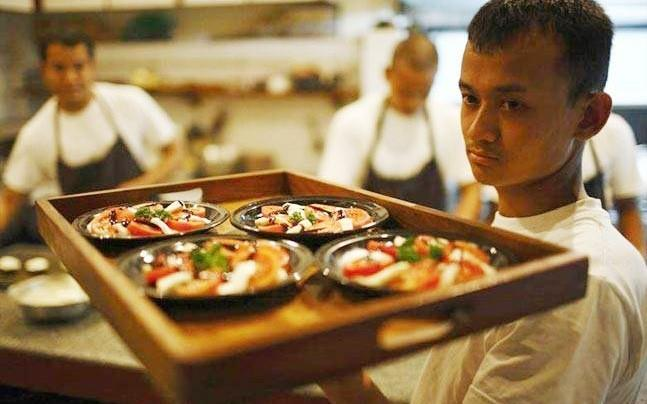 <p>The government assessed that the restaurants were not passing the  benefits of Input Tax Credit - a new benefit enjoyed by operators.</p>