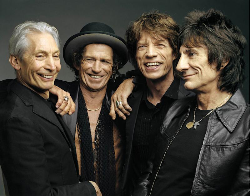 They're rolling: Stones prep tour, could add dates