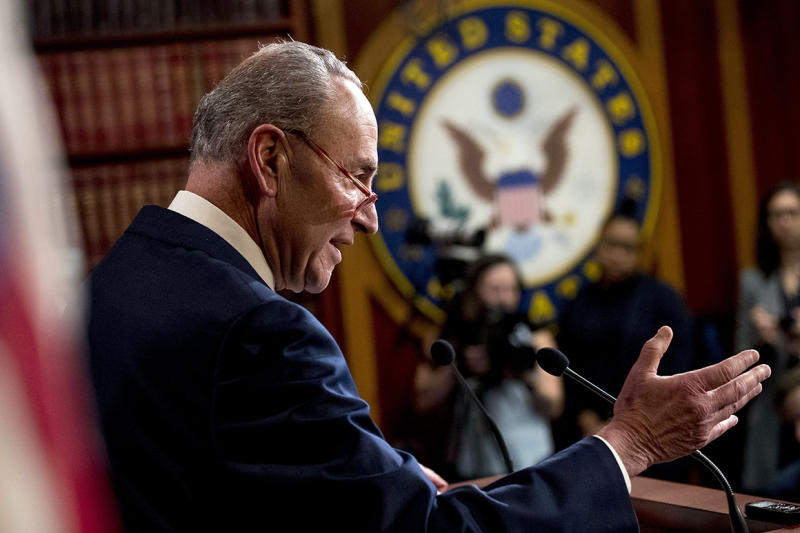 Schumer 'hopeful' some Republicans will join calls for witnesses and documents