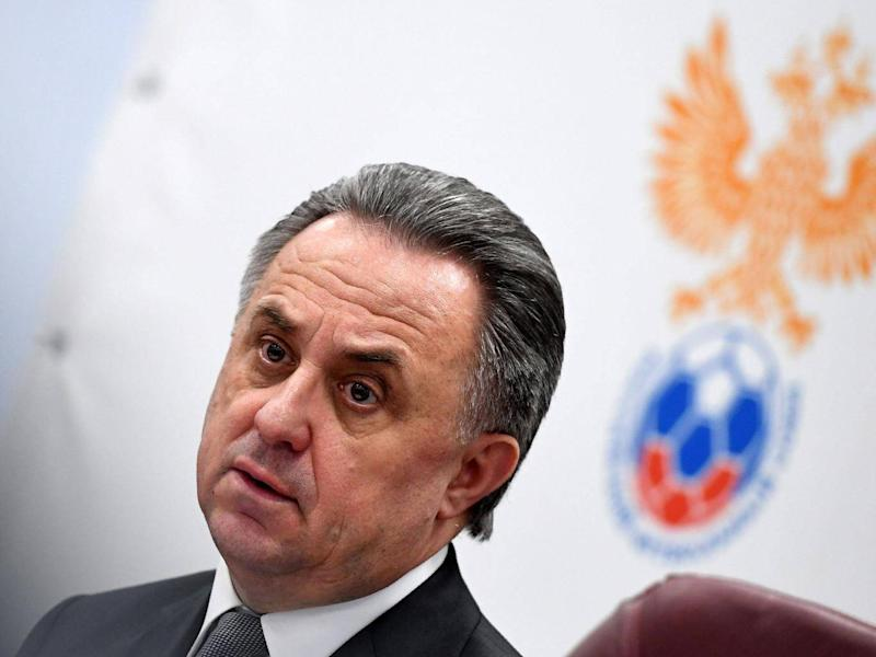 Russian Sports Minister Vitaly Mutko has been banned for life from the Olympic Games (Getty)