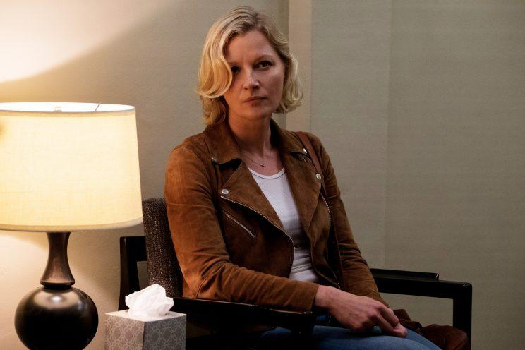 Gretchen Mol as Jaclyn (Credit: Hulu)
