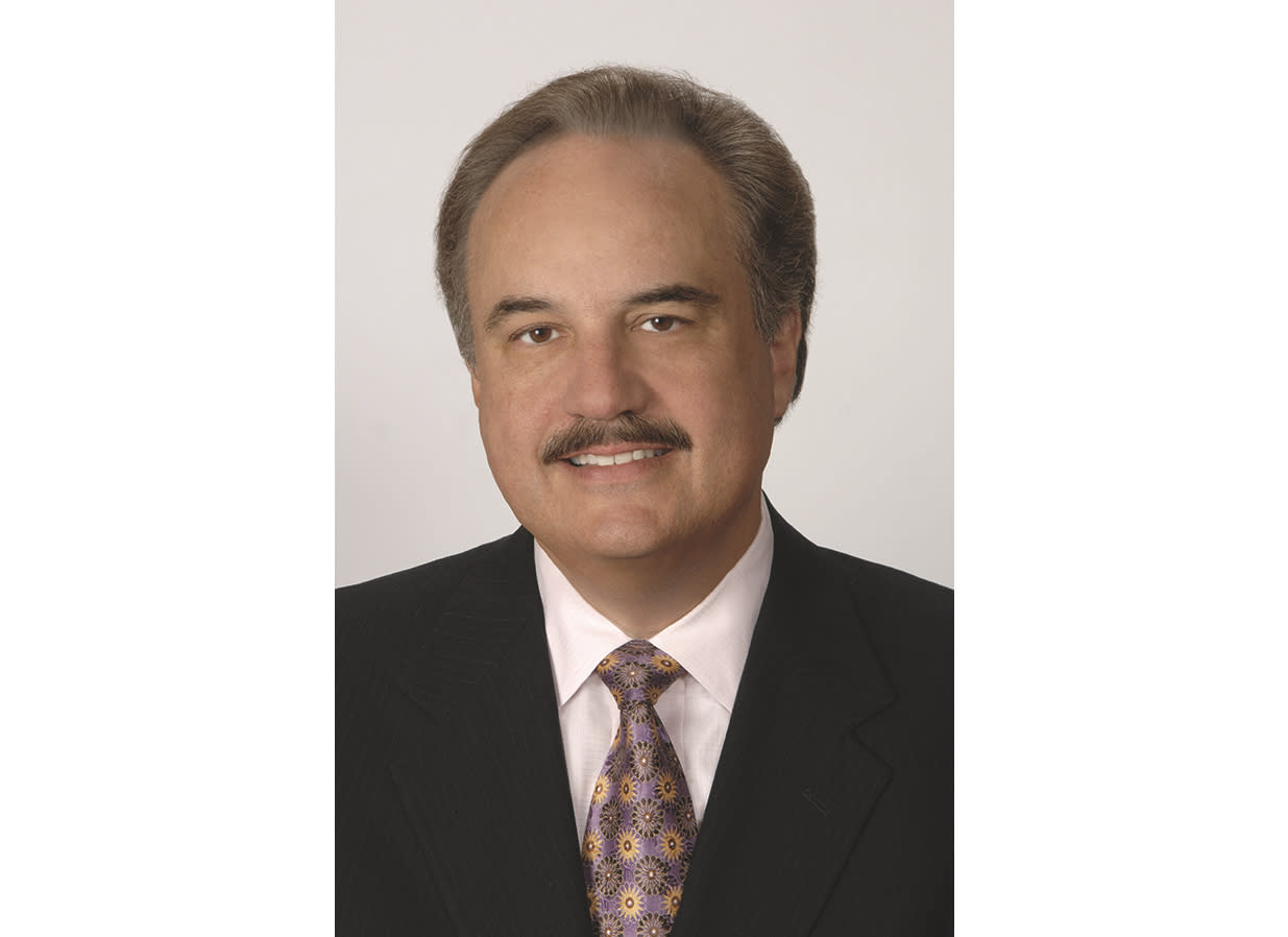 <p> This undated photo provided by CVS Health shows CEO Larry Merlo. CVS has largely finished its $69 billion acquisition of the insurer Aetna, part of the company's broader effort to expand its health care offerings. A federal judge is still evaluating the deal and has scheduled a hearing for December 18. Merlo spoke recently with The Associated Press. (CVS Health via AP)