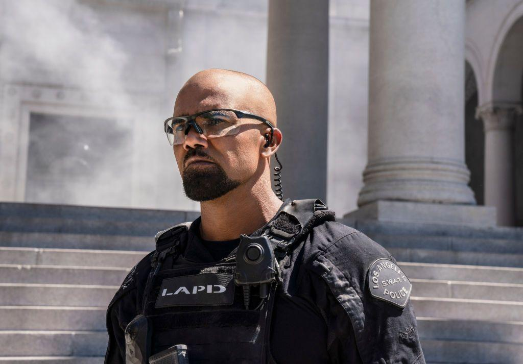 """<p>Shemar rose to fame as the beloved Derek Morgan on <em><a href=""""https://www.countryliving.com/life/entertainment/g25735318/criminal-minds-cast/"""">Criminal Minds</a></em>. But now he heads up <em>S.W.A.T.</em>, and his character is the perfect one to do so due to his L.A. upbringing. In his spare time, <a href=""""https://www.countryliving.com/life/entertainment/a28266887/shemar-moore-fitness-routine/"""">Shemar likes to post steamy shirtless selfies</a> (and we like to double-tap them).</p>"""