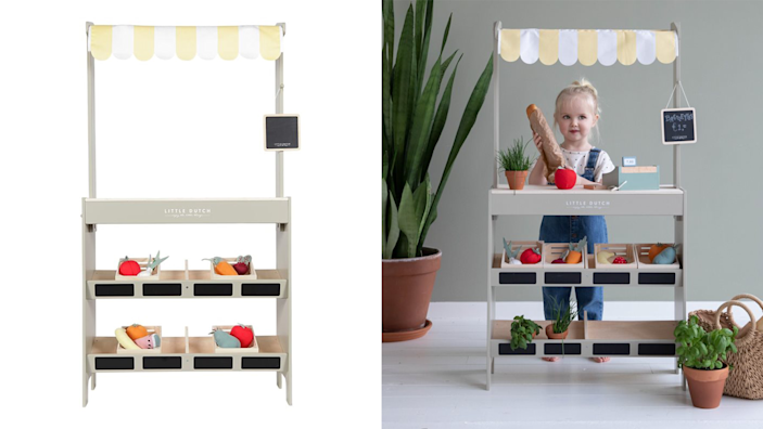 Gifts for kids: Scandiborn Dutch Market Stall