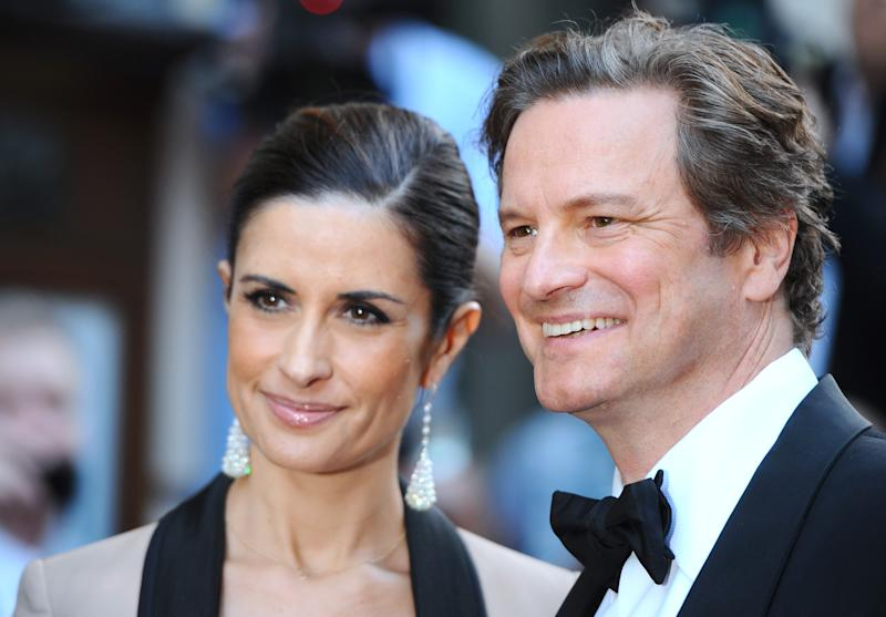 Colin Firth and Livia Firth have official split. Photo: Getty Images