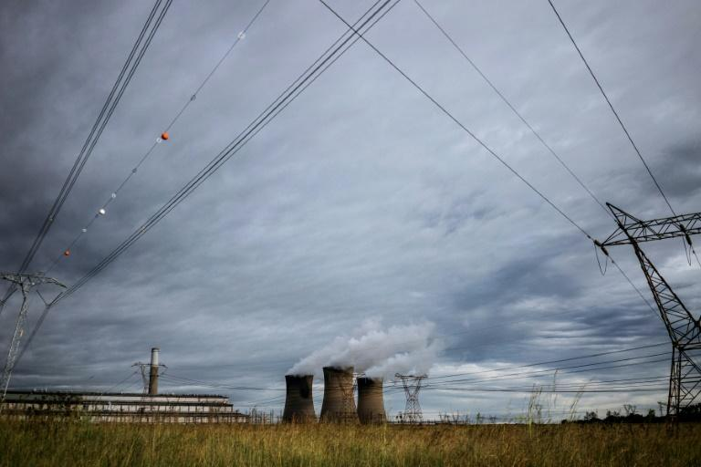 Unreliable power supply has been weighing on GDP (AFP Photo/MARCO LONGARI)