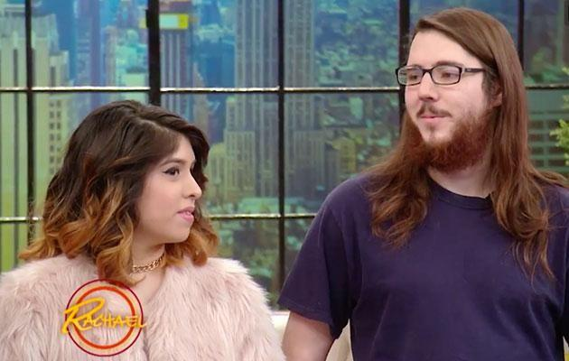 Brandon admits people think he's batting above his average when it comes to his relationship with Clara Belle. Photo: Rachael Ray
