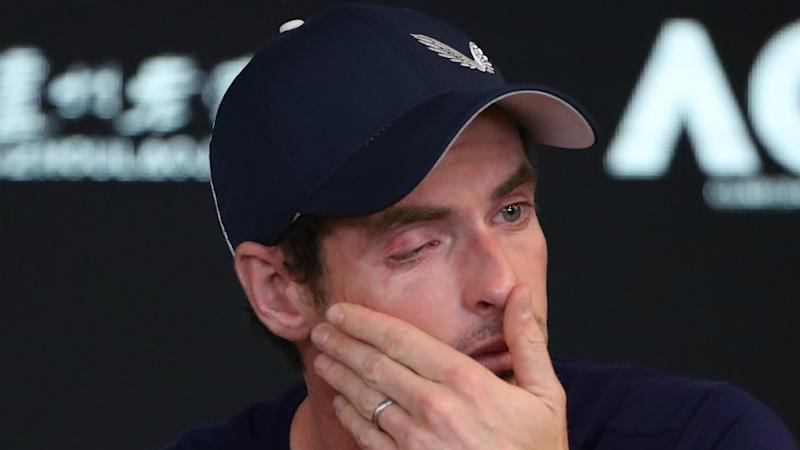 Too much pain to continue – a timeline of the debilitating hip injury ending Murray's career