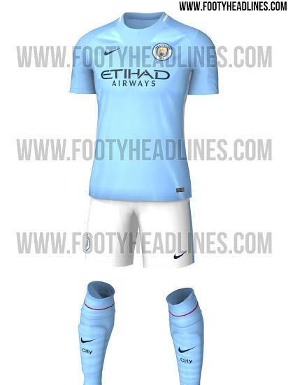 *NO GALERY* Manchester City Shirt 03052017