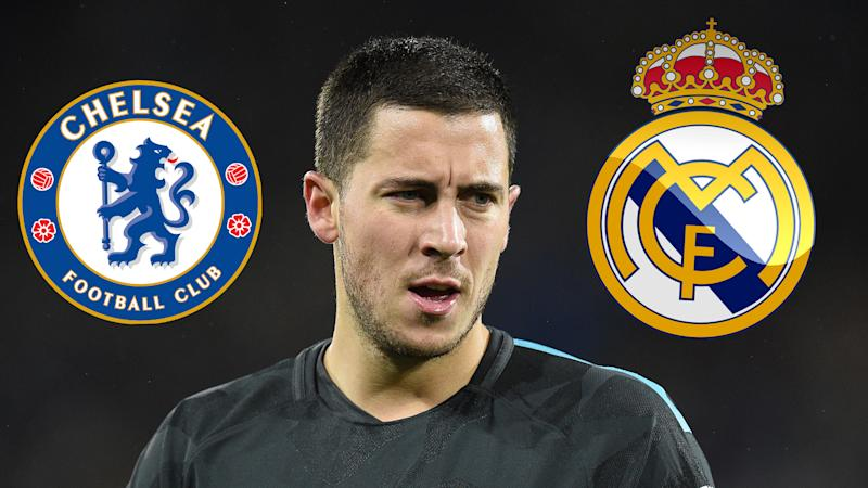 Real Madrid board intervene in £120m Eden Hazard transfer