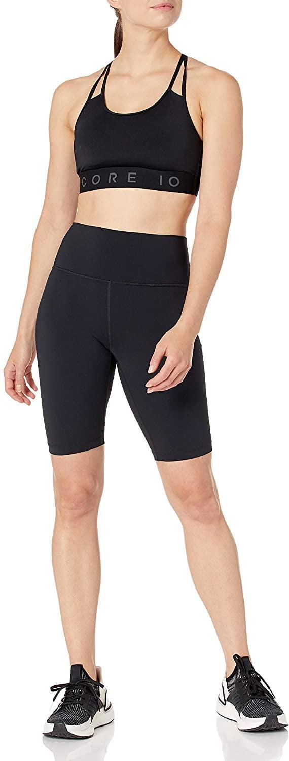 <p>Get sweaty in these <span>Core 10 Midweight Onstride High Waist Workout Biker Shorts</span> ($25).</p>