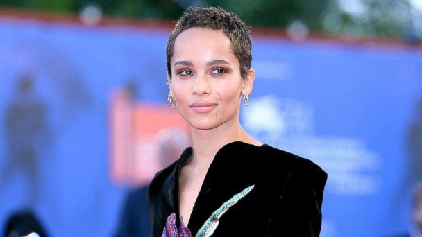 PHOTO: Zoe Kravitz attends the premiere of 'Racer And The Jailbird (Le Fidele)' at the 74th Venice Film Festival, Sept. 8, 2017, in Venice, Italy. (Filippo Monteforte/AFP/Getty Images)
