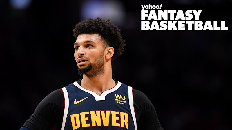 Jamal Murray of the Denver Nuggets