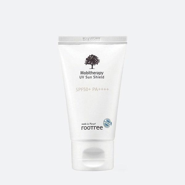 """<p><strong>Ysenia Valdez, Social Media Manager, & Lousiana Mei Gelpi, Visual Editor</strong></p> <p>We both freaking love this product because it has no white cast, has a nice finish on our skin, and is such a bang for your buck when it comes to sunscreens. The K-beauty product is also worry-free when it comes to hard chemicals. Plus, it smells amazing!</p> $23, Pach & Lily. <a href=""""https://www.peachandlily.com/products/mobitherapy-uv-sun-shield"""" rel=""""nofollow noopener"""" target=""""_blank"""" data-ylk=""""slk:Get it now!"""" class=""""link rapid-noclick-resp"""">Get it now!</a>"""
