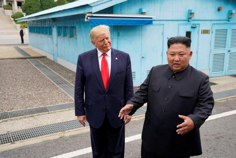 North Korea says will not offer anything to Trump without receiving in return: KCNA