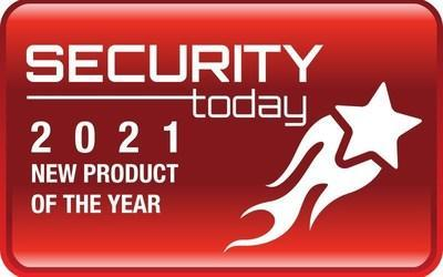 The annual Security Today New Product of the Year Awards program recognizes the outstanding technological achievements of innovators with products recognized as valuable for their ability to drive positive business and security outcomes.