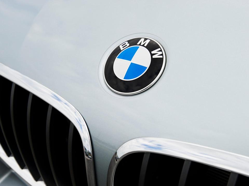 <p>BMW used World Environment Day to promote a new range of electric cars</p> (Getty)