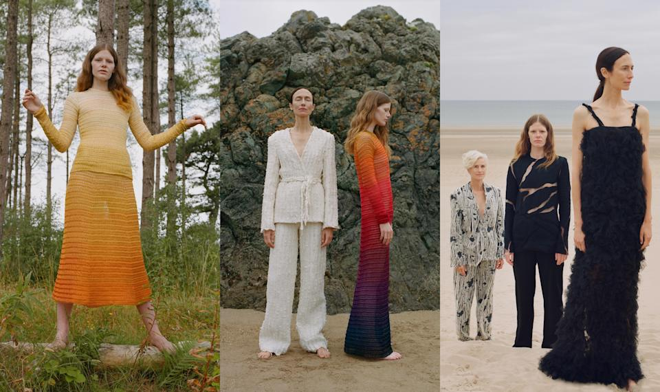 Preview of Joao Maraschin spring 2022 collection - Credit: Courtesy