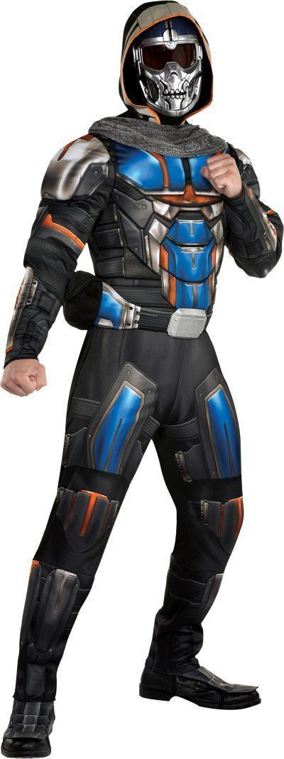 """<p>partycity.com</p><p><strong>$41.24</strong></p><p><a href=""""https://www.partycity.com/adult-marvel-taskmaster-costume---black-widow-P889614.html"""" rel=""""nofollow noopener"""" target=""""_blank"""" data-ylk=""""slk:Shop Now"""" class=""""link rapid-noclick-resp"""">Shop Now</a></p><p>Somewhat wasted in <em>Black Widow</em>, but totally awesome on Halloween.</p>"""