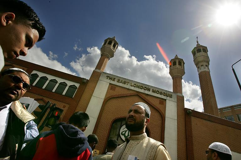 Britain has unveiled tough new anti-terror laws, despite concerns they unfairly target Muslims (AFP Photo/Odd Andersen)