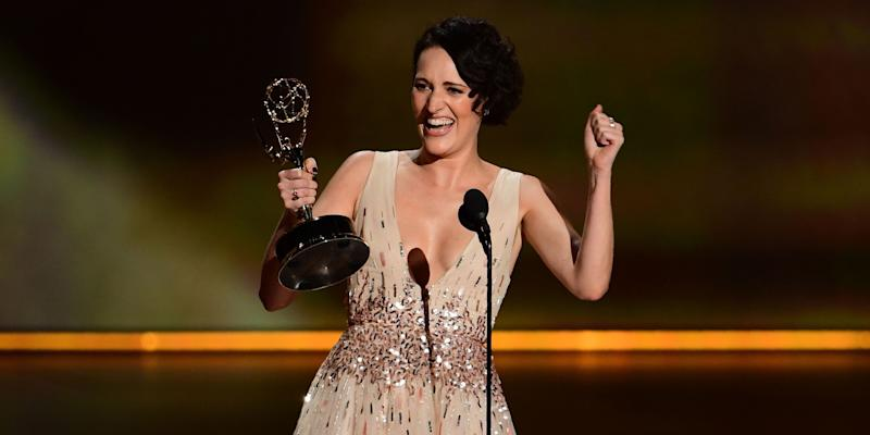 Emmys 2019: Fleabag 's Phoebe Waller-Bridge Wins Outstanding Lead Actress in a Comedy Series