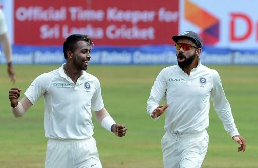 Pandya, Kuldeep put India on top in third Sri Lanka Test