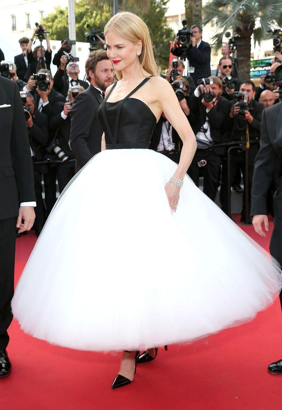 <p>Nicole Kidman in Calvin Klein By Appointment</p>