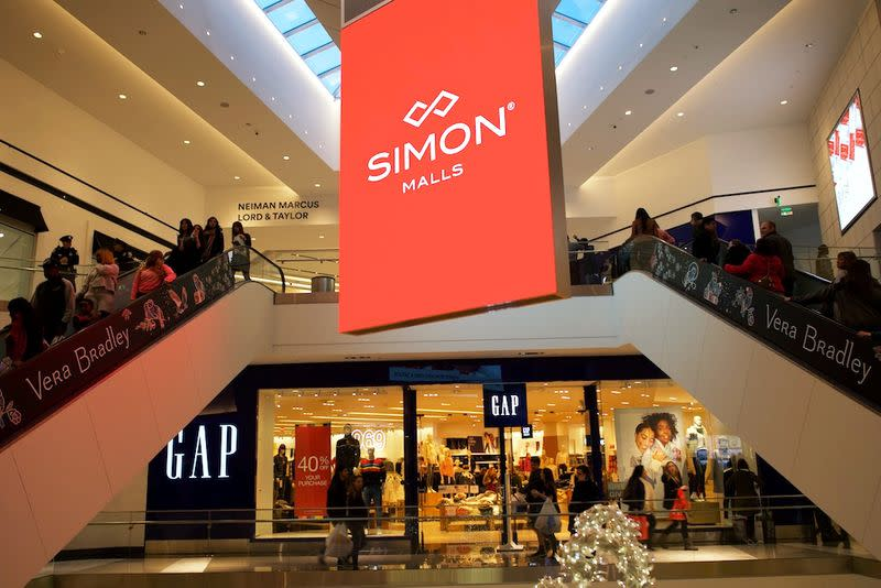 Mall owner Simon Property profit disappoints as pandemic cuts shopping days