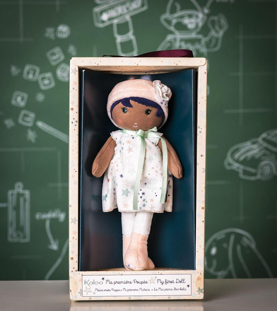 """<p>This beautiful soft doll — with a lovely floral dress — will provide hours of fun for children. Make sure not to miss out when it launches. </p><p><a class=""""link rapid-noclick-resp"""" href=""""https://go.redirectingat.com?id=127X1599956&url=https%3A%2F%2Fwww.johnlewis.com%2Fsearch%3Fsearch-term%3Ddolls&sref=https%3A%2F%2Fwww.housebeautiful.com%2Fuk%2Flifestyle%2Fshopping%2Fg33979702%2Fjohn-lewis-christmas-toys%2F"""" rel=""""nofollow noopener"""" target=""""_blank"""" data-ylk=""""slk:SHOP DOLLS AT JOHN LEWIS"""">SHOP DOLLS AT JOHN LEWIS</a></p>"""