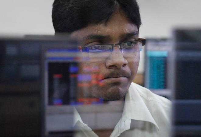 <p>While the Sensex slumped 689 points or 1.89% to 35,742, Nifty closed  197 points lower to 10,754. Of 30 Sensex stocks, 27 ended in the red.</p>
