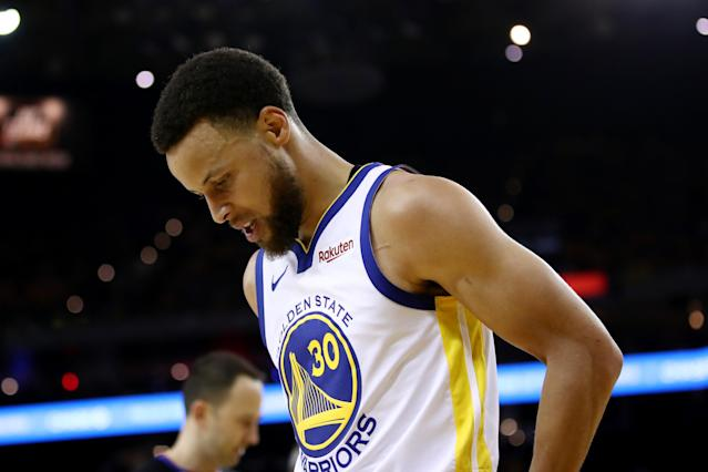 Stephen Curry is at a pivotal point in his career. (Getty Images)