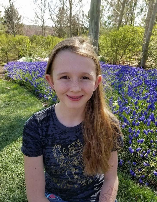 Savannah, 12, came out in 2016 according to her mother. Photo: Yahoo US