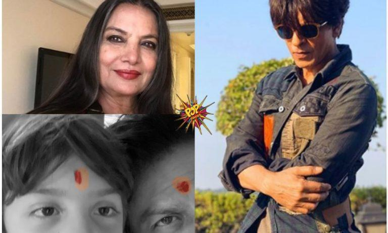 Shabana Azmi SLAMS Trolls For Calling Shah Rukh Khan 'False Muslim' Over His Diwali Tweet!