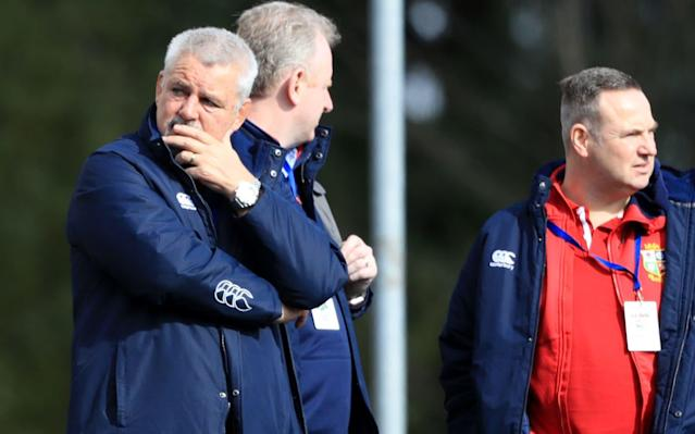 Warren Gatland has some big decisions to make - PA Wire