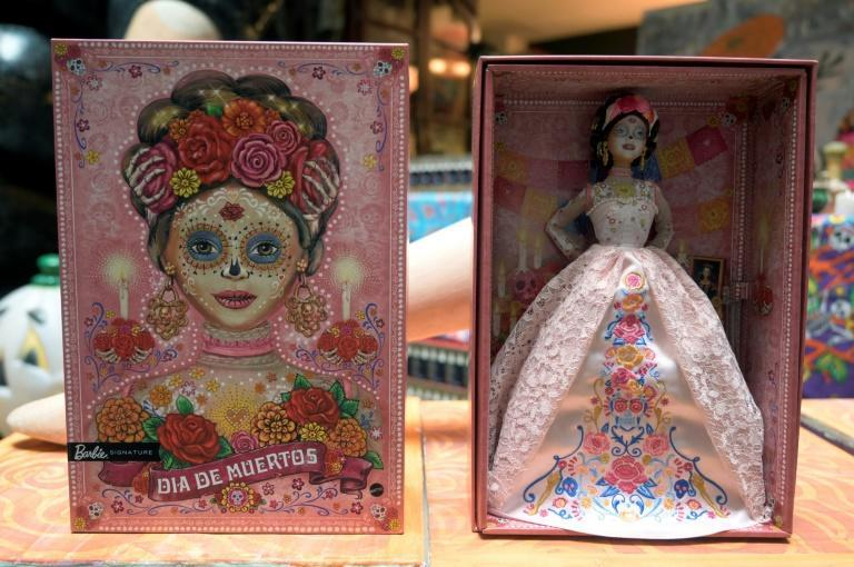 "Toymaker Mattel has launched the second Barbie based on ""Catrina,"" a skeletal representation of death that is a symbol of one of Mexico's most important festivals"