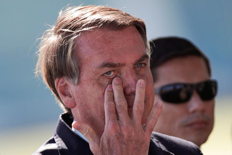 Jair Bolsonaro (Photo: reuters)