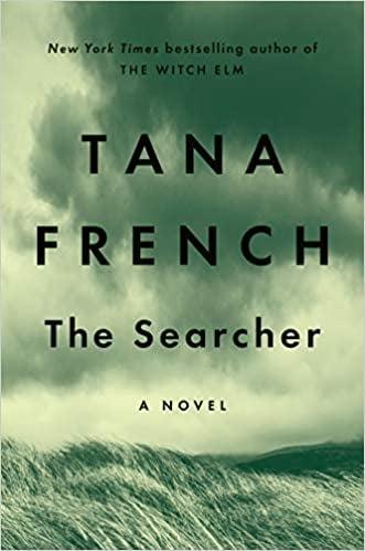 """<p>""""Tana French is my all-time favorite mystery writer, and her latest atmospheric psychological thriller, <span><strong>The Searcher</strong></span> ($16), is a must read. A notable departure from her previous novels, <strong>The Searcher</strong> is a stand-alone book about a retired American policeman who has moved to a remote Irish village. He finds himself unable to escape his past career as he's dragged into investigating a missing young man."""" - TB</p>"""