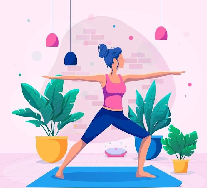 Yoga can provide them an invigorating boost of energy that can help them stay physically and mentally fit.