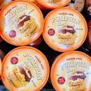 """<p><a href=""""https://www.delish.com/food-news/a55449/edys-pumpkin-spice-latte-ice-cream/"""" rel=""""nofollow noopener"""" target=""""_blank"""" data-ylk=""""slk:Edy's"""" class=""""link rapid-noclick-resp"""">Edy's</a>, <a href=""""https://www.delish.com/food-news/news/a54821/halo-top-pumpkin-pie-ice-cream/"""" rel=""""nofollow noopener"""" target=""""_blank"""" data-ylk=""""slk:Halo Top"""" class=""""link rapid-noclick-resp"""">Halo Top</a>, and <a href=""""https://www.delish.com/food-news/news/a54615/pumpkin-spice-foods-already-in-stores/"""" rel=""""nofollow noopener"""" target=""""_blank"""" data-ylk=""""slk:Ben & Jerry's"""" class=""""link rapid-noclick-resp"""">Ben & Jerry's</a> all have their own versions, too, but """"Pilgrim Joe's"""" dessert is a steal at $3.99 a pint.</p><p><a href=""""https://www.instagram.com/p/CE6_ooRltGl/"""" rel=""""nofollow noopener"""" target=""""_blank"""" data-ylk=""""slk:See the original post on Instagram"""" class=""""link rapid-noclick-resp"""">See the original post on Instagram</a></p>"""