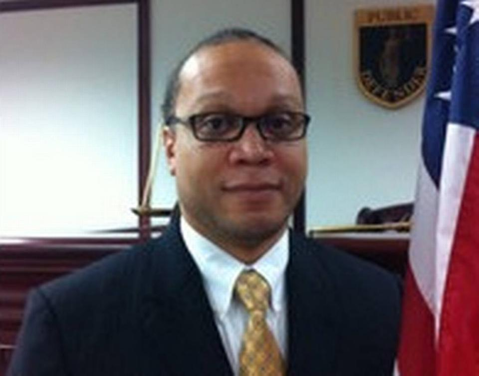 Gordon Weekes, chief assistant public defender in Broward County