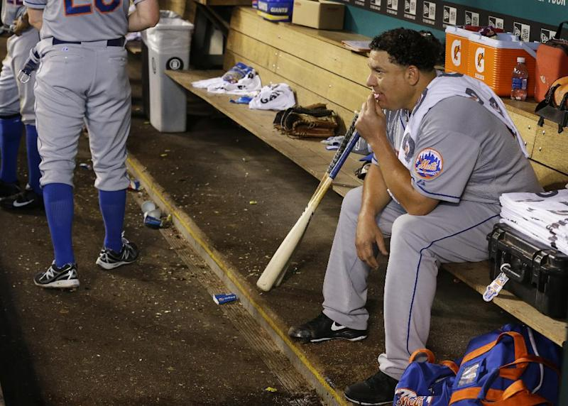 Mets' Colon loses perfect-game bid in 7th