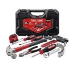 This image provided by Craftsman shows a 57-piece tool kit. If Dad discovered the joys of home improvement during the pandemic, Craftsman has a 57-piece tool kit with pliers, socket wrenches, screwdrivers and measuring tape in a sturdy case. (Craftsman via AP)