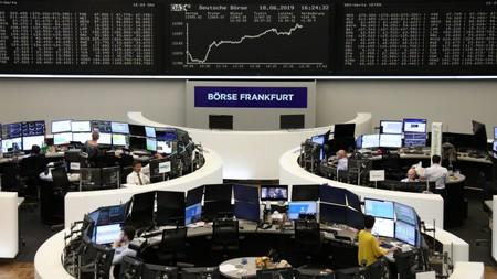 Fed effect, Italy send European shares to six-week highs