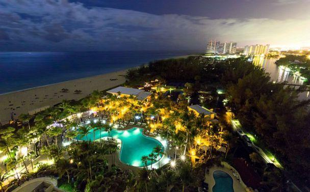 PHOTO: Night view of Fort Lauderdale beach. (STOCK PHOTO/Getty Images)