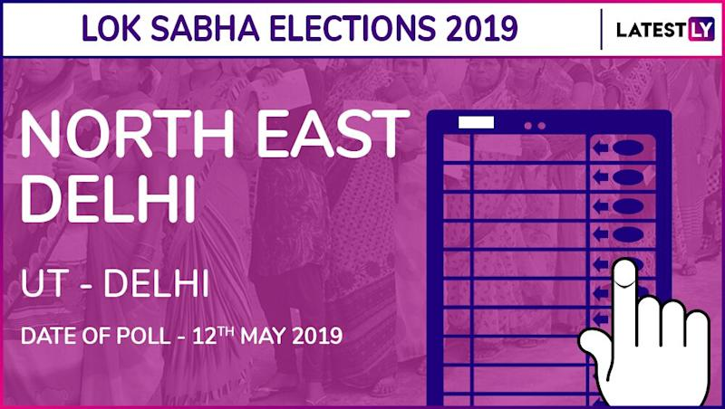 North East Delhi Lok Sabha Constituency Live Results 2019: Leading Candidates From The Seat, 2014 Winning MP And More